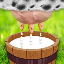 Cow Milking Simulator
