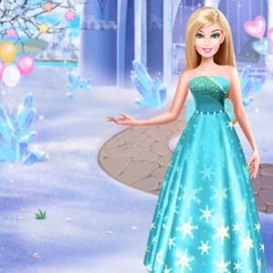 Crazy Frozen Lover Barbie