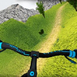 Mountain Bike Hill Racing