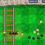Angrybirds VS Zombies