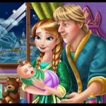 Anna Kristoff Baby Feeding
