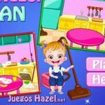 Baby Hazel Clean