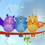 Fancy Birds Puzzle