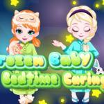 Frozen Baby Bedtime Caring
