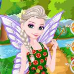 Frozen Elsa Summer Fruit Fairy