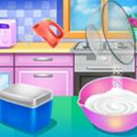 Ice Candy Cooking And Decoration