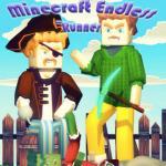 Minecraft Endless Runner Online